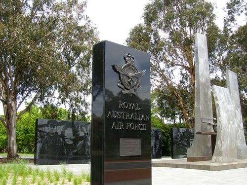 Royal Australian Air Force Memorial : 07-November-2010