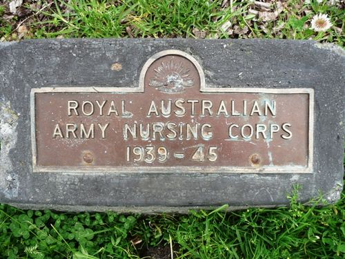 Royal Australian Army Nursing Corps : 25-October-2011