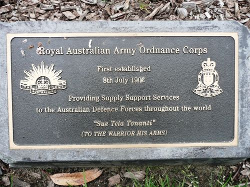 Royal Australian Army Ordnance Corps : 24-October-2011