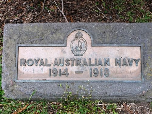 Royal Australian Navy 1914 - 1918 : 25-October-2011