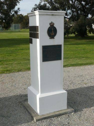 Royal Australian Navy Monument : 19-September-2012