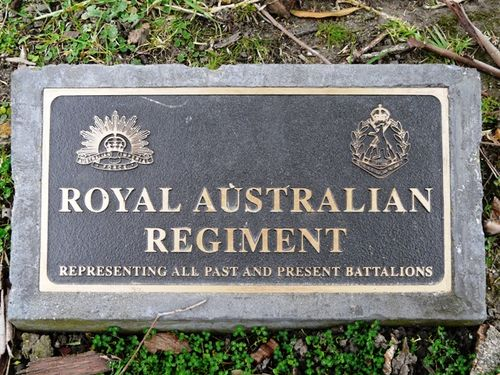 Royal Australian Regiment : 23-September-2011