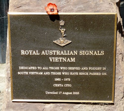 Royal Australian Signals : 29-February-2012