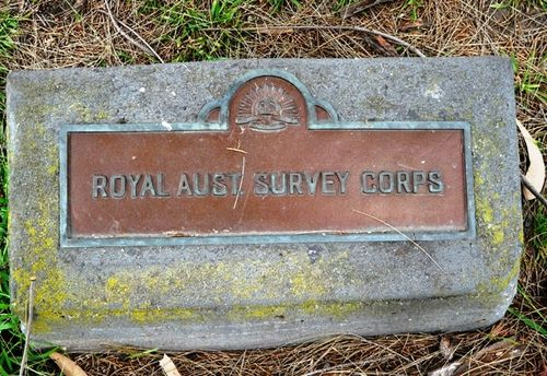 Royal Australian Survey Corps : 25-September-2011