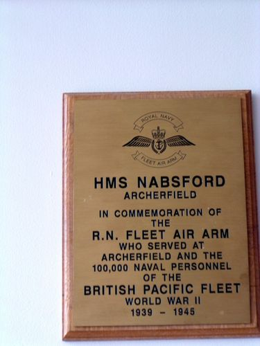 Royal Navy Fleet Air Arm and British Pacific Fleet