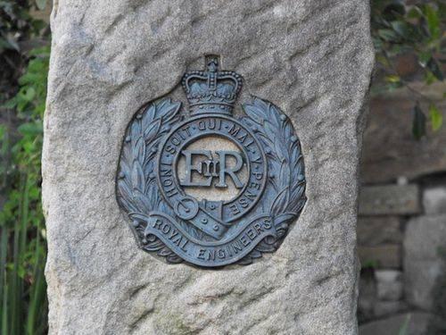 Royal  Engineers Insignia