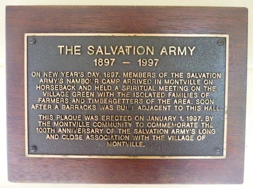 Salvation Army : 01-January-2013
