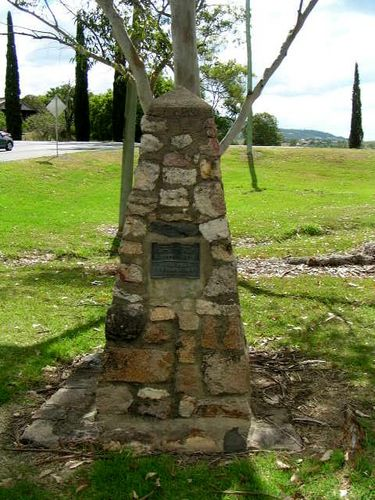 Samuel Cossart Memorial