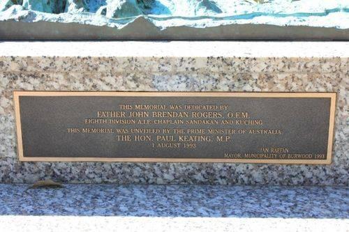 Sandakan Memorial : 12-August-2011