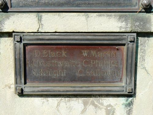 Scarsdale Primary School Memorial Gates
