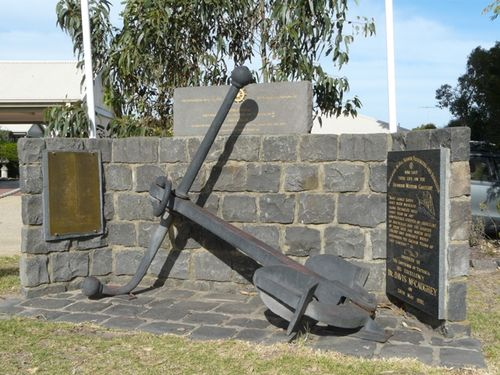 Seafarers Memorial : 21-April-2012