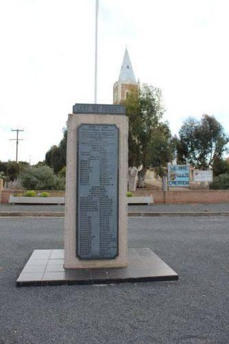 Sedan Pioneers and War Memorial : 18-July-2011