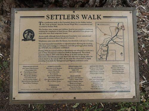 Settlers Walk : 04-November-2011
