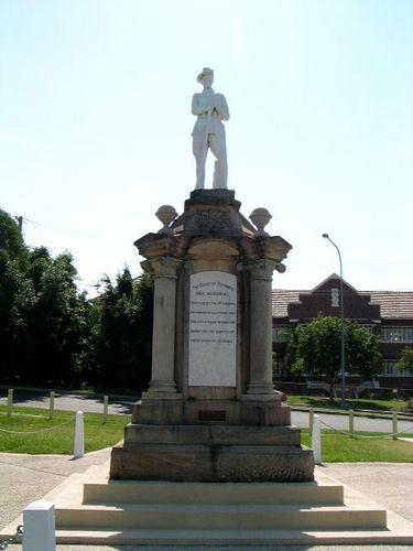 Shire of Toombul War Memorial