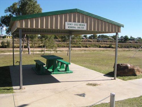 Sidney Doc Wieben Memorial Shelter