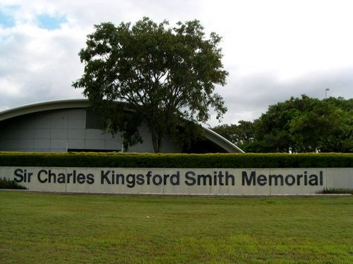 Sir Charles Kingsford Smith Memorial
