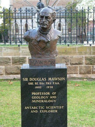 Sir Douglas Mawson