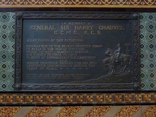 Sir Harry Chauvel