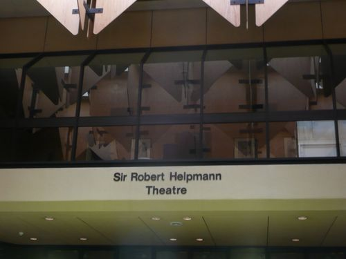 Sir Robert Helpmann : 02-December-2012