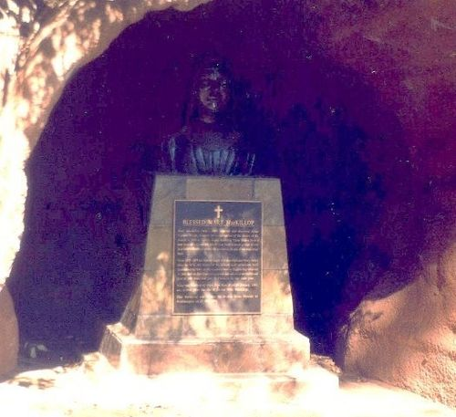 Sister Mary McKillop Grotto