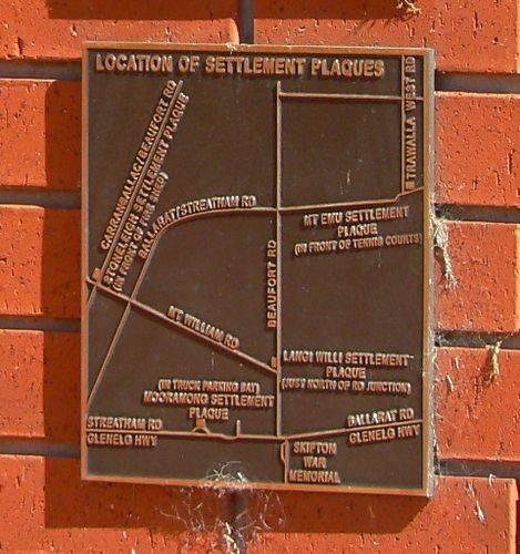Skipton War Memorial : 26-February-2012