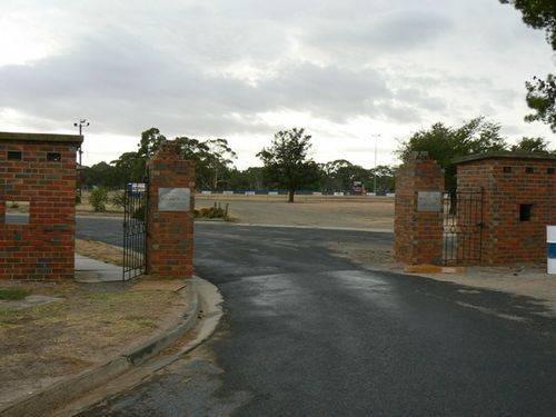 Sloan Memorial Gates