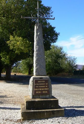 Smeaton Pioneer Memorial