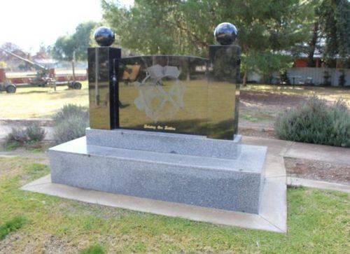 Soldier Settlers Memorial : 09-August-2011