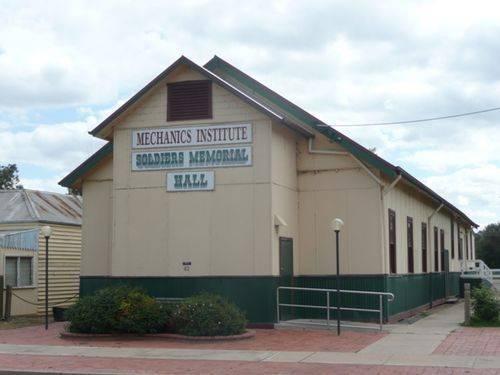Soldiers Memorial Hall : 24-November-2012