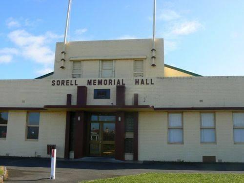 Sorell Memorial Hall