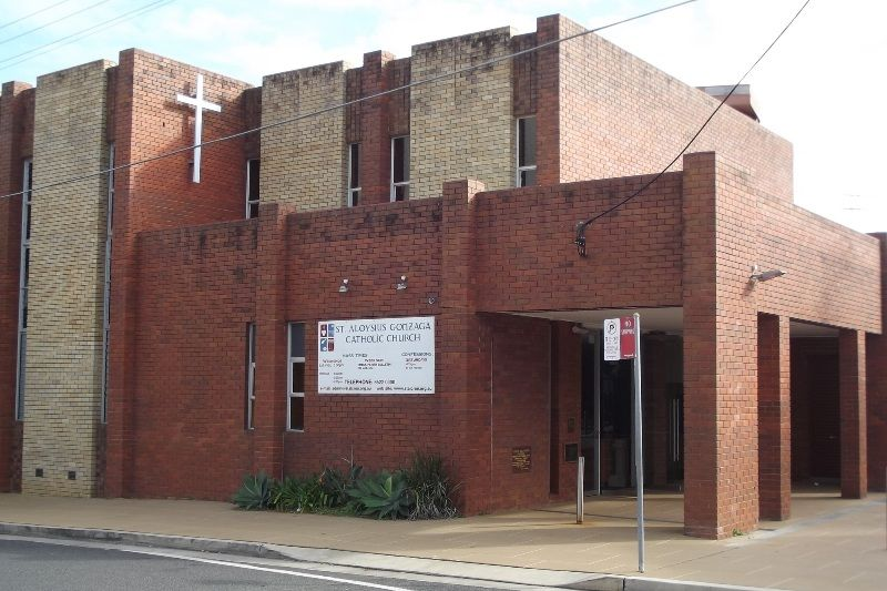 St Aloysius Gonzaga Church: 12-June-2015