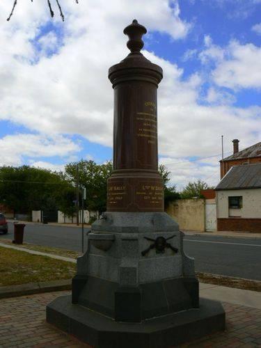 St Arnaud Boer War Memorial