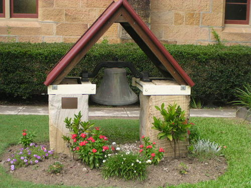 St Francis Xavier Bell