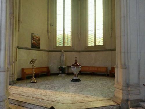 St Francis Xavier Chapel : November 2013