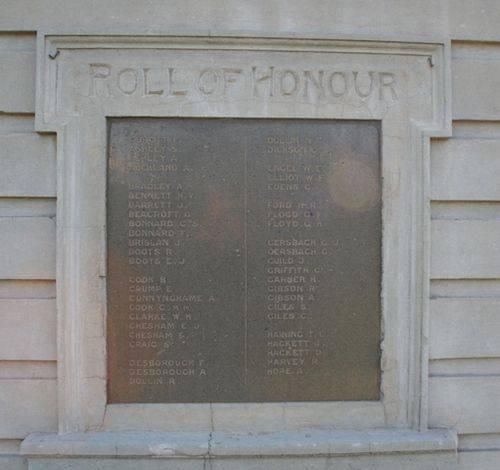 Honour Roll 2 : 28-June-2014