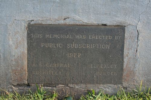 Dedication Stone : 28-June-2014