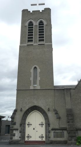 St. Thomas Church Memorial Tower : 20-January-2012
