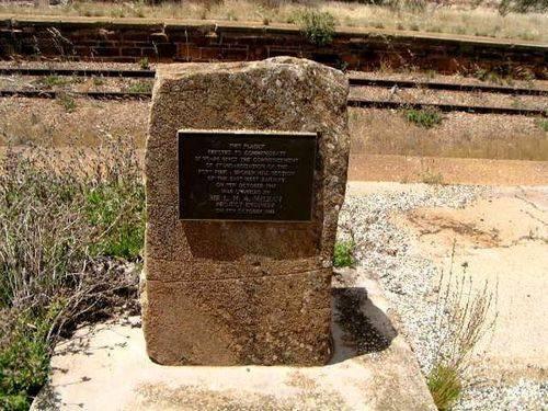 Standard Gauge Monument