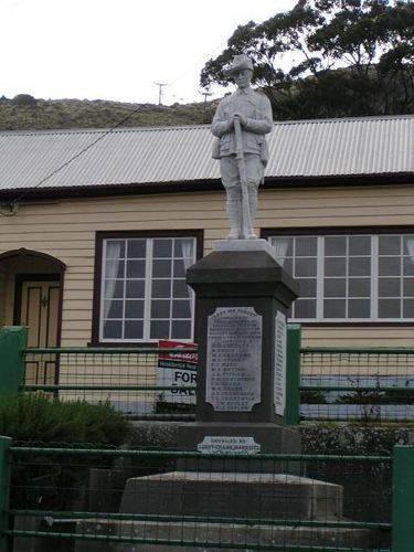 Stanley War Memorial