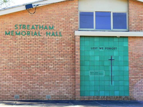 Streatham Memorial Hall