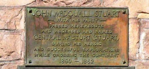 Stuart Inscription