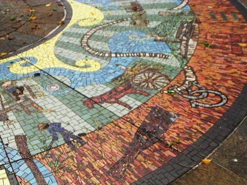 Sugar Mosaic 2011