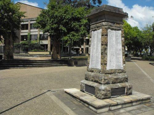 Sutherland War Memorial