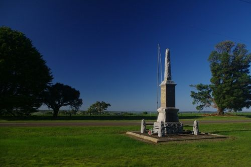 Tahara War Memorial : 03-July-2014