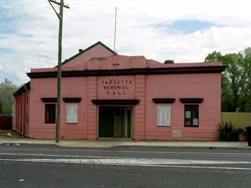 Tarcutta Memorial Hall