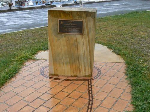 Tasmanian Naval Seafarers Memorial : 16-10-2007