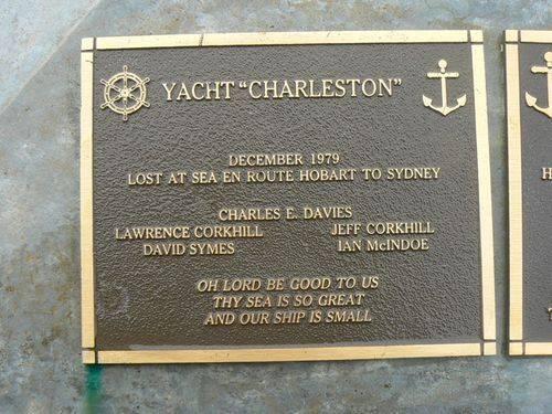 Yacht Charleston : 2007