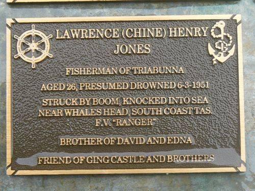 Lawrence (Chine ) Henry Jones : 2007