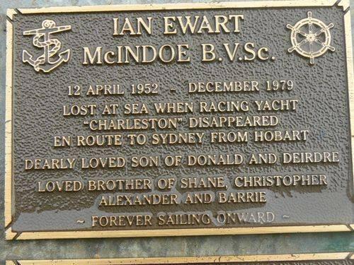 Ian Ewart McIndoe B.V. Sc : 2007