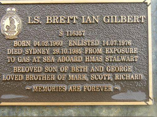 LS. Brett Ian Gilbert : 2007